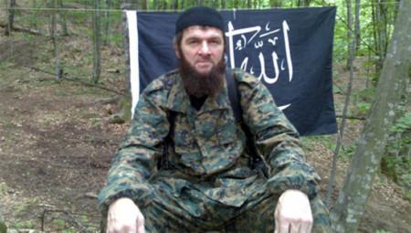 Trùm phiến quân Chechnya, Doku Umarov. Ảnh: Ria Novosti