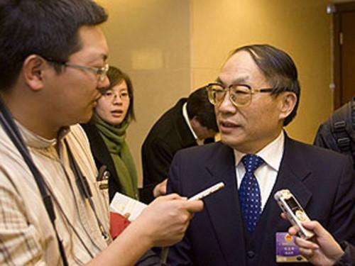 Trung Quốc: Bộ trưởng có 10 nhân tình