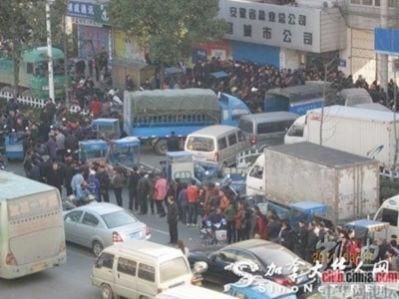 Trung Quốc đang đóng tàu No-e giống phim 2012 ?