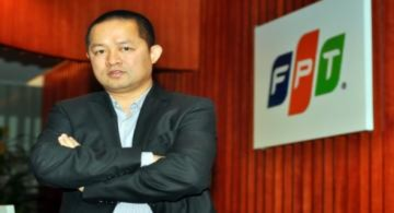 Trương Đình Anh: 'FPT phải trở lại tốc độ tăng trưởng trên 30%'