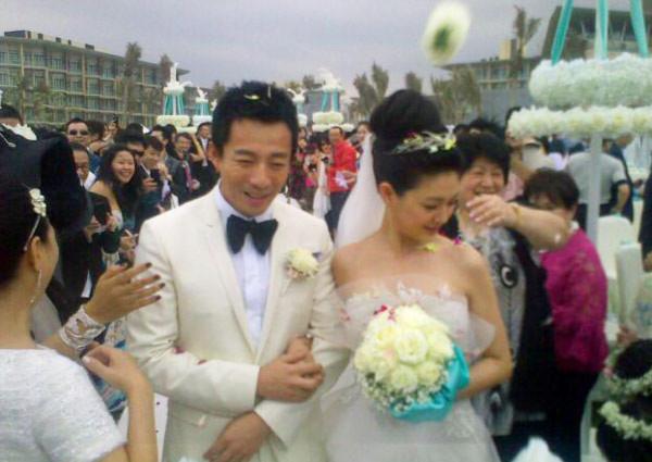 Từ Hy Viên cưới, tiền mừng tặng nạn nhân động đất