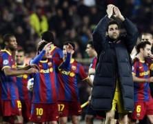 Tương lai của Fabregas: Nín thở chờ Nou Camp