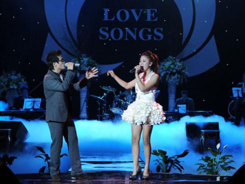 Đêm nhạc Love songs