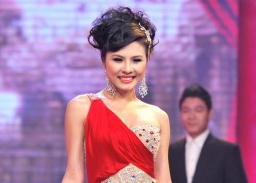 Vân Trang – thí sinh được yêu thích nhất