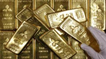 Vàng trong nước giảm khi thế giới tăng kỷ lục