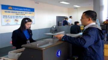 Vietnam Airlines giảm một nửa giá vé chuyến bay từ Nhật về nước