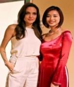 Angelina Jolie tâm sự với Ngô Thanh Vân về Pax Thien