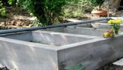 Bé trai 6 tuổi chết trong bể lọc nước ở Đầm Sen