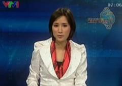 Biên tập viên VTV văng lời khiếm nhã trên sóng trực tiếp