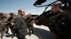 Bộ quốc phòng Afghanistan bị tấn công