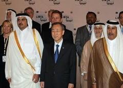 Các cường quốc cam kết viện trợ cho phe nổi dậy Libya
