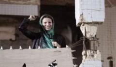 Con gái Gadhafi thách thức liên quân