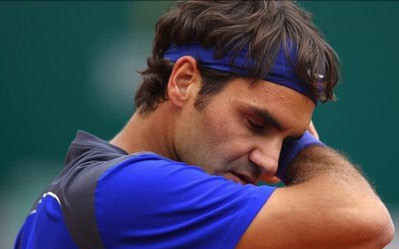 Monte Carlo chỉ toàn đem đến thất vọng cho Federer.