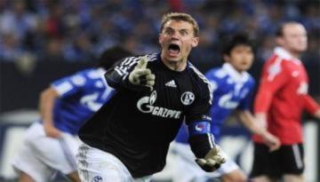 Ferguson ngưỡng mộ thủ môn Schalke
