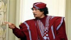 Gadhafi kêu gọi lãnh đạo liên quân từ chức