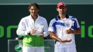 Hạ Nadal, Djokovic đăng quang ở Sony Ericsson Mở rộng