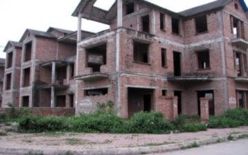 Hà Nội có gần 700 biệt thự bỏ hoang