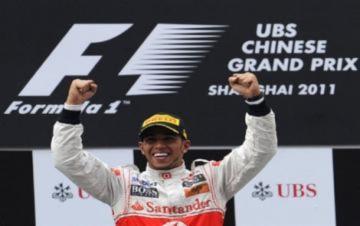 Hamilton cắt đứt mạch thắng của Vettel