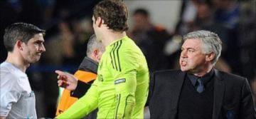 HLV Ancelotti: 'Trọng tài đã thiếu dũng cảm'