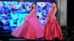 Hoa hậu Thùy Dung khoe dáng cùng Ngọc Hân