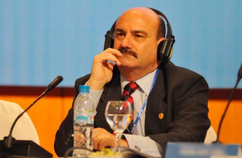Giám đốc Bảo hiểm của HSBC David Fried. Ảnh: Nhật Minh