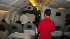 Khách Vietnam Airlines tố bị hành hung trên máy bay