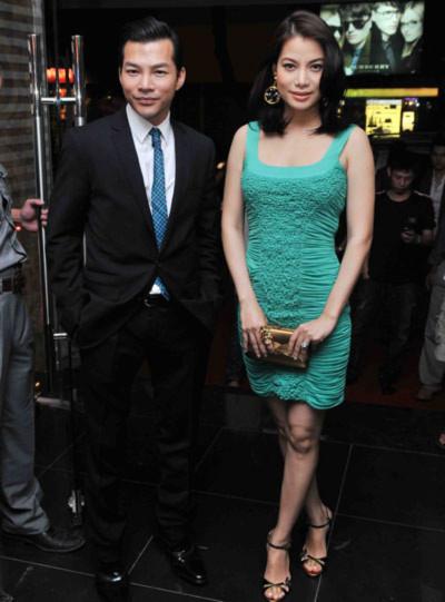 Vợ chồng Trương Ngọc Ánh - Trần Bảo Sơn