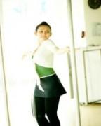 Kim Hiền dốc sức luyện 'Bước nhảy Hoàn vũ'
