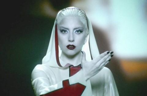 Lady Gaga trong video