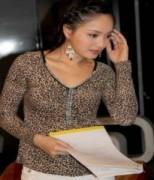 Lan Phương thử vai trong phim truyền hình Áo