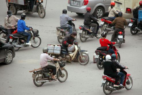 Những vụ tai nạn giao thông tại đây xảy ra liên tục.