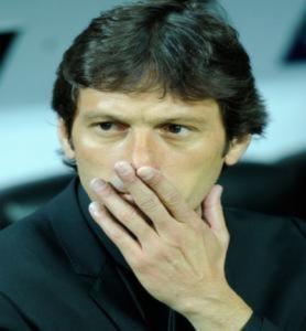 Leonardo thừa nhận Inter khó lật ngược tình thế