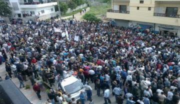 Máu đổ tại Syria sau buổi cầu nguyện