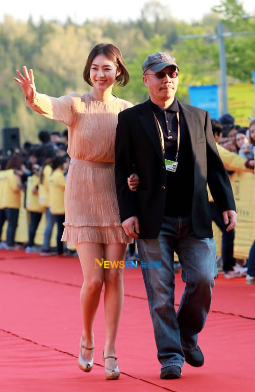 Lee Yeon Hee có phần giản dị