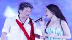 Mỹ Tâm song ca Mr. Đàm đêm trao giải HTV Awards