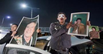 NATO đánh bom trúng hầm gần nơi ở Gadhafi