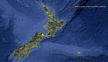 New Zealand lại động đất