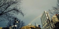 Ngày mưa ở Melbourne