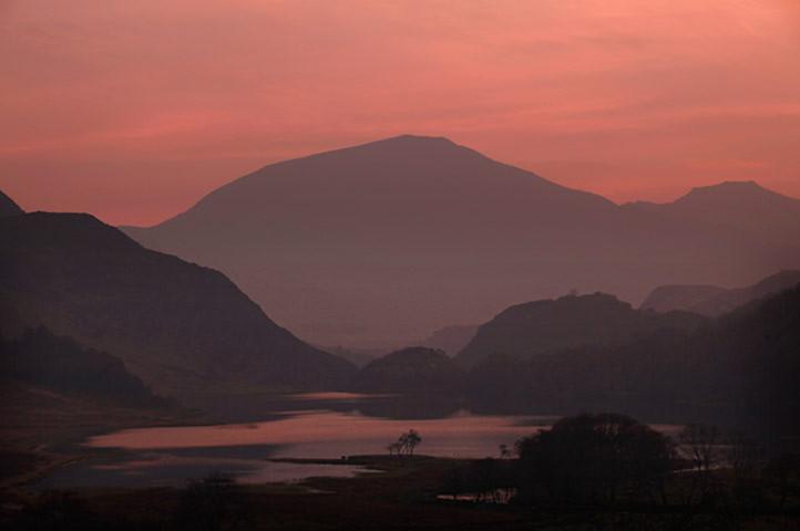 Vẻ tĩnh lặng của khu bảo tồn quốc gia Bethania, xứ Wales.