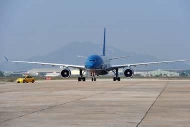 Vietnam Airlines có 8 đường bay tới 4 thành phố lớn tại Nhật Bản. Ảnh: Hoàng Hà.