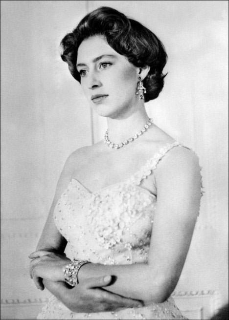Công chúa Margaret của Anh đứng thứ 9.