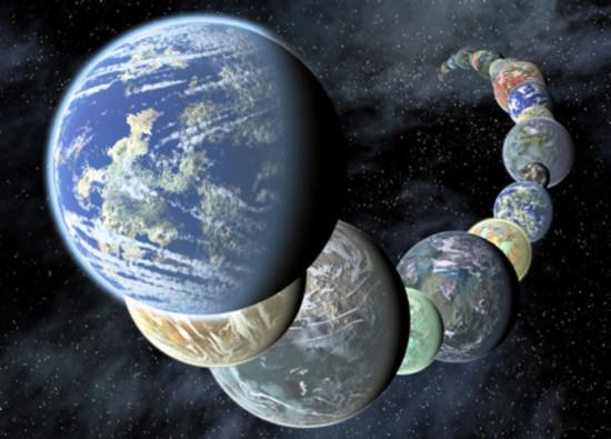 Những điều bí ẩn về vũ trụ