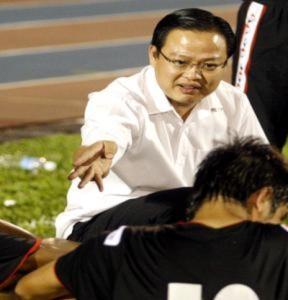 Ông Phạm Phú Hòa bất ngờ từ chức ở CLB Đồng Tâm