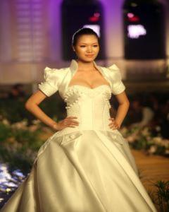 Siêu mẫu, hoa hậu tham gia Tuần lễ thời trang thu đông