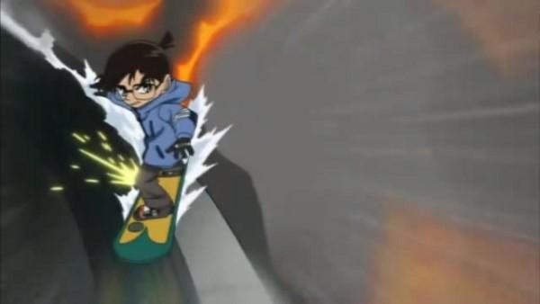 """""""Thám tử lừng danh"""" Conan oanh tạc rạp chiếu phim Nhật Bản."""