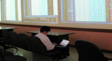 Thêm cổ phiếu bị tạm ngừng giao dịch