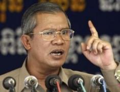 Thủ tướng Hun Sen cáo buộc Thái Lan tội diệt chủng