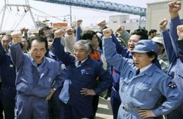 Thủ tướng Nhật cảm ơn thế giới