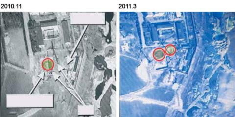 Triều Tiên bí mật xây thêm lò phản ứng hạt nhân