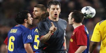 Trọng tài bắt trận Real – Barca từng ngưỡng mộ Messi